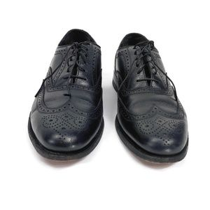 The Florsheim Shoes - The Florsheim Shoe Mens Oxford Shoes Black Wingtip